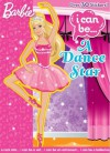 I Can Be a Dance Star (Barbie) - Mary Man-Kong, Golden Books