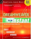 Dreamweaver. 4 in an Instant - maranGraphics Development Group, Mike Wooldridge