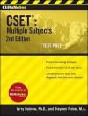 CliffsNotes CSET: Multiple Subjects, 2nd Edition - Jerry Bobrow, Stephen Fisher