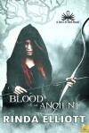 Blood of an Ancient - Rinda Elliott
