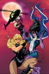 Birds of Prey, Vol. 7: Perfect Pitch - Gail Simone, Paulo Siqueira, Robin Riggs