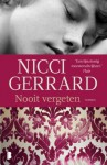 Nooit vergeten - Nicci Gerrard, Sabine Mutsaers