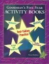 Goodman's Five-Star Activity Books Level H: Test-Taker Practice - Burton Goodman