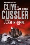 Oceani in fiamme - Jack Du Brul, Clive Cussler, Sebastiano Pezzani
