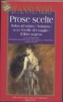 Prose scelte. Solus ad solam, Notturno, da Le Faville del maglio, Il libro segreto - Gabriele D'Annunzio, Gianni Oliva