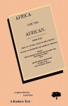Africa for the African - Joseth Booth, Laura Perry