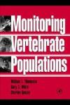 Monitoring Vertebrate Populations - William L. Thompson, Gary C. White
