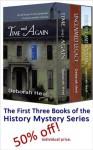 The Time and Again Series Boxed Set (books 1-3) - Deborah Heal