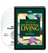 The Art of Exceptional Living- CD Version - 6 CDs - Jim Rohn