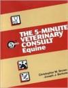 The 5-Minute Veterinary Consult& #8212; Equine for PDA, Bundle: PDA CD-ROM and Book - Bertone, Alan Brown, Joseph J. Bertone