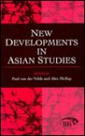 New Devs in Asian Studies - Paul van der Velde
