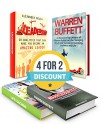Leadership Box Set: 55 Empowering Lessons of Warren Buffet for Life Changing Result & Success. 20 Qualities and 33 Amazing Lessons That Can Make You Become ... leadership, governance as leadership) - Anthony Clark, Alexander Mejia, Mae Pope, Doug Martin
