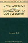 Lady Chatterley's Lover - D. H. Lawrence, Moreland Perkins, D. H. Lawerence