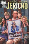 Jericho: Season 3 #5 (of 6) (Jericho Season 3: Civil War (IDW)) - Matthew Federman, Matt Merhoff