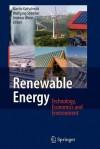 Renewable Energy - Martin Kaltschmitt, Wolfgang Streicher, Andreas Wiese