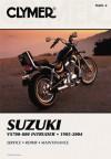 Suzuki Vs700 800 Intruder 1985 2004: Vs700 800 Intruder, 1985 2004 (Clymer Motorcycle Repair) - Clymer Publications, Primedia Business Directories & Books