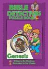 Genesis: Fun Bible Studies Using Puzzles & Stories - Rosalind Woodman