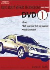Auto Body Repair Technology DVD 1 - James E. Duffy