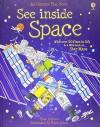 See Inside Space (See Inside) (Usborne See Inside) - Katie Daynes, Peter Allen