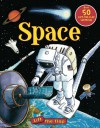 Space Lift-the-Flap - Susie Brooks, Anthony Lewis