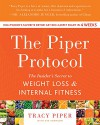 The Piper Protocol: The Insider's Secret to Weight Loss and Internal Fitness - Tracy Piper, Eve Adamson