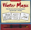 Water Magic: Artists' Guide [With 2 Brushes and Board Easel] - Barbara Paulding, Kerren Barbas Steckler