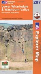 Lower Wharfedale and Washburn Valley (Explorer Maps) (OS Explorer Map) - Ordnance Survey