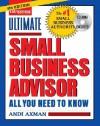 Ultimate Small Business Advisor - Andi Axman