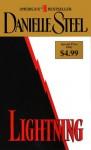 Lightning (Charnwood Library) - Danielle Steel