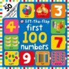 Lift-the-Flap First 100 Numbers - Roger Priddy