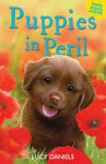 Puppies in Peril (Pup at the Palace / Dog at the Door) - Lucy Daniels