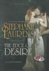 The Edge of Desire - Steven Crossley, Stephanie Laurens