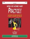 Now Go Home and Practice Book 1 Clarinet: Interactive Band Method for Students, Teachers & Parents - Jim Swearingen, James Probasco, David Grable