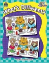 What's Different?, Grades 3-4 - Christine Smith