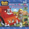 Bob's Spring Parade [With 40 Holographic Stickers] - Mike Giles, Hot Animation