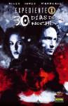 Expediente X / 30 días de noche (Colección Made in Hell #115) - Steve Niles, Adam Jones, Tom Mandrake