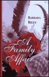A Family Affair - Barbara Riefe