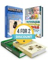 Minecraft Box Set: 23 Innovative Kids Learning Games plus Diary of a Funny Minecraft Kitten and an Evil Minecraft Witch (Minecraft, how to play minecraft, minecraft cheats) - Anna Nelson, Mark Allen