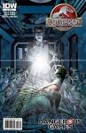 Jurassic Park: Dangerous Games #3 (of 5) - Erik Bear, Greg Bear, Jorge Jimenez, Jeff Zornow