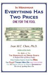 In Menswear Everything Has Two Prices One for the Fool - Ivan M.C. Chen