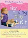 The Sign, Sing, and Play Kit - Monta Briant
