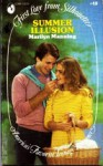 Summer Illusion (First Love From Silhouette, #48) - Marilyn Manning