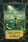 Salamavaras (Percy Jackson, #1) - Rick Riordan, Ilkka Rekiaro