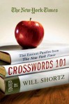 The New York Times Crosswords 101: The Easiest Puzzles from The New York Times - Will Shortz