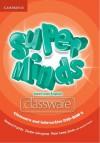 Super Minds American English Level 4 Classware and Interactive DVD-ROM - Herbert Puchta, Günter Gerngross, Peter Lewis-Jones