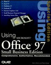 Using Microsoft Office 97 Small Business Edition (Special Edition Using) - Rick Winter, Elaine Betts, Patty Winter