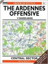 The Ardennes Offensive V Panzer Armee: Central Sector (Order of Battle) - Bruce Quarrie