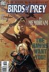 Birds of Prey (1998 series) #112 - DC Comics
