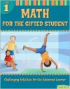 Math for the Gifted Student Grade 1 (For the Gifted Student) - Kathy Furgang, Flash Kids