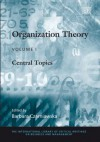 Organization Theory, V.1-2 - Barbara Czarniawska